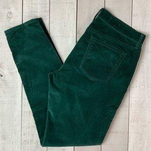 Gap Legging Jean corduroy pants